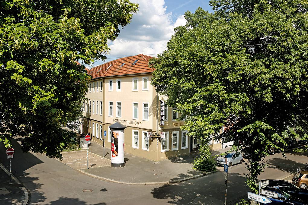 Hotel Stadt Hannover In Gottingen Das Haus Mit Charme Traditon